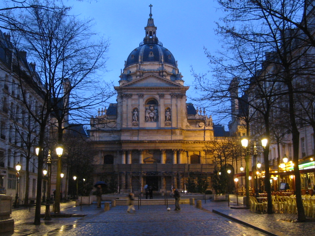 Paris tourist attractions tourist destinations for Sorbonne paris