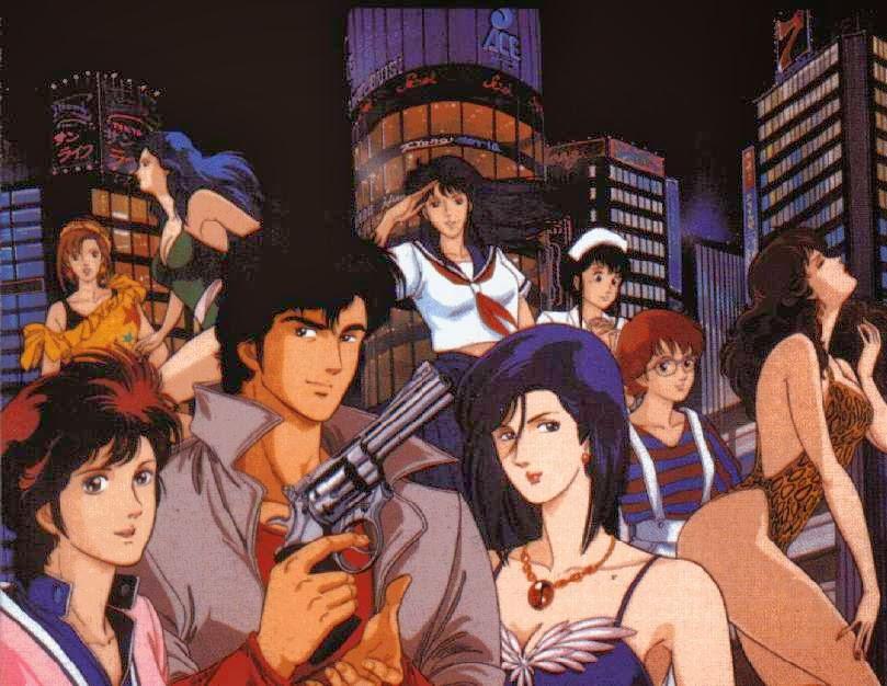 City Hunter  ANIME DA SALVARE PER IL FUTURO SECONDO Nikkei