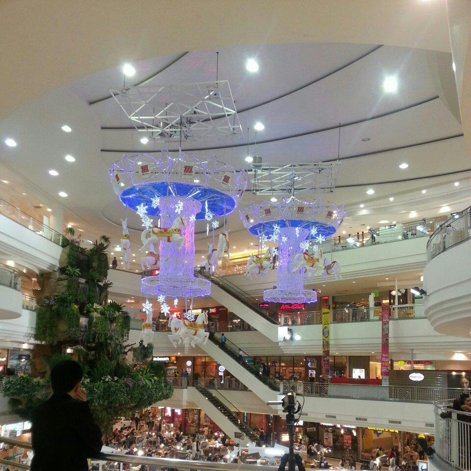 Best Shopping Malls In Bangkok Thailand: The Mall Bangkapi Shopping Mall