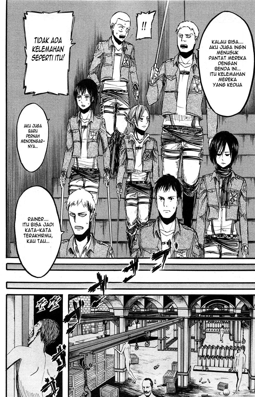 Shingeki no Kyojin Chapter 9-8
