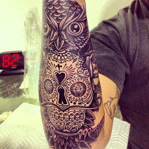 Cool Tattoos Men