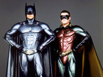 Traje Batman forever 1995