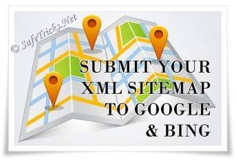 Submit Your Sitemap To Google And Bing Webmasters