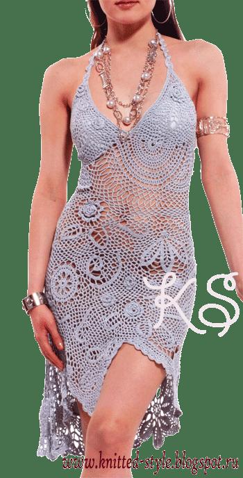 Сексуальный и женственный летний сарафан