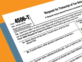 IRS 4506T Form
