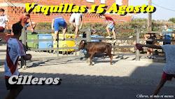 VAQUILLAS DÍA 16 AGOSTO