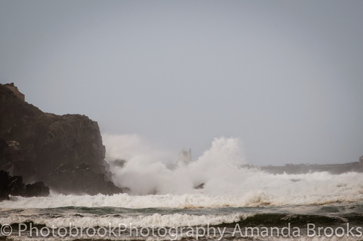 Winter storm 2013 hits Cornwall