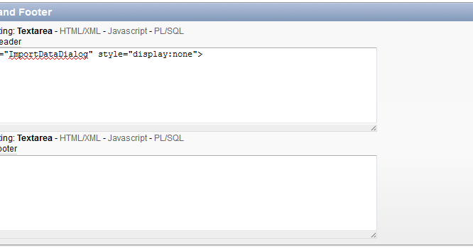 Apex items in jquery window/dialog