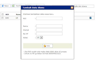 SMS gateway + addon SPP