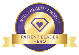 2017 WEGO Health Awards: Patient Leader Hero (Nominee)