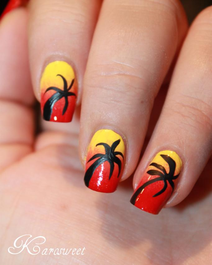 nail art par karosweet nail art par kicenailart nail art