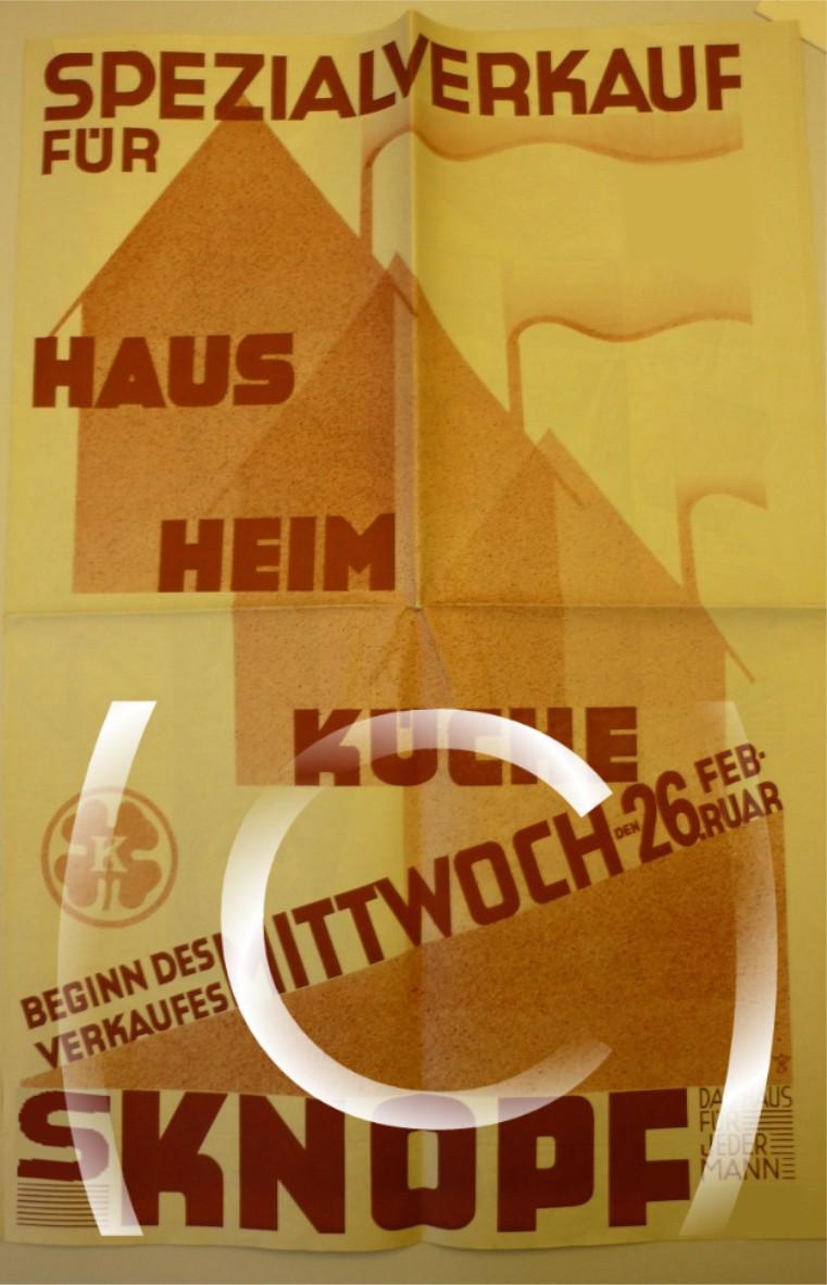 Kaufhaus Knopf Oktober 2011