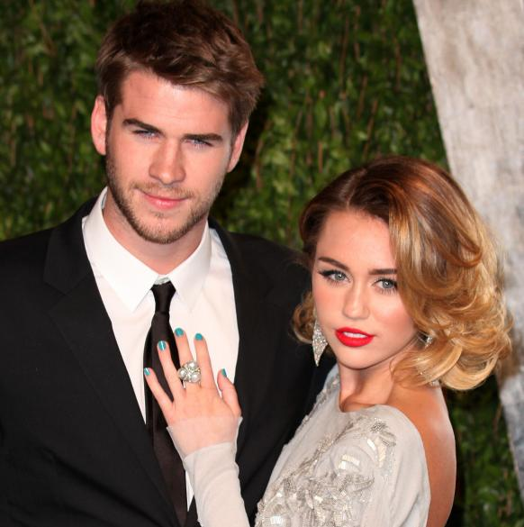 Miley Cyrus Hot Pictur... Miley Cyrus Married