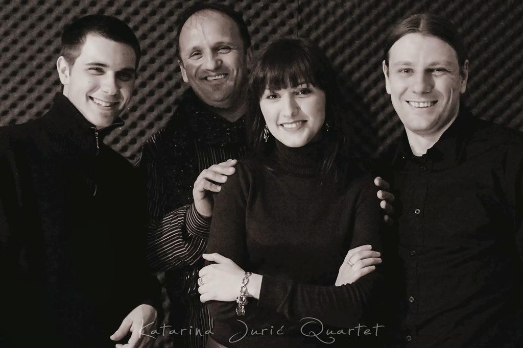 "Katarina Jurić Quartet na festivalu ""Rođendan džeza"""