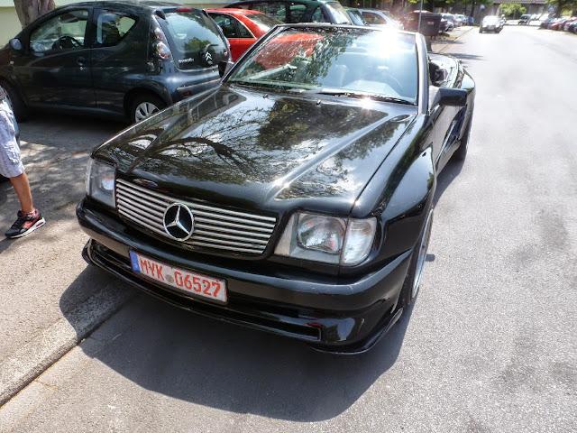 cabrio 124