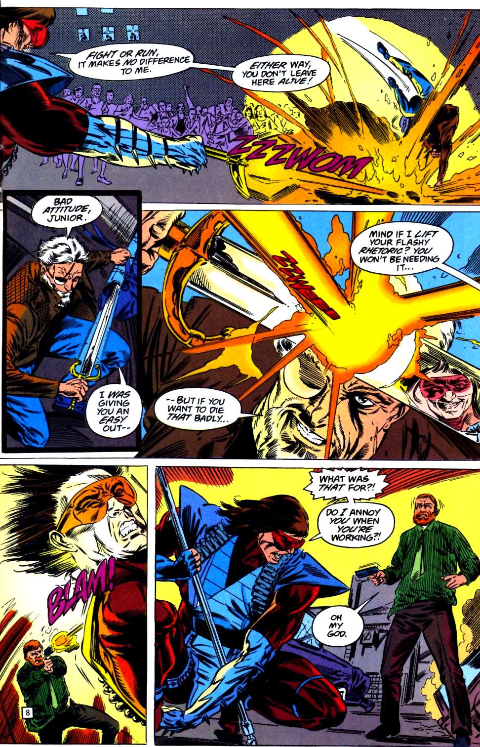Deathstroke (1991) Issue #23 #28 - English 9