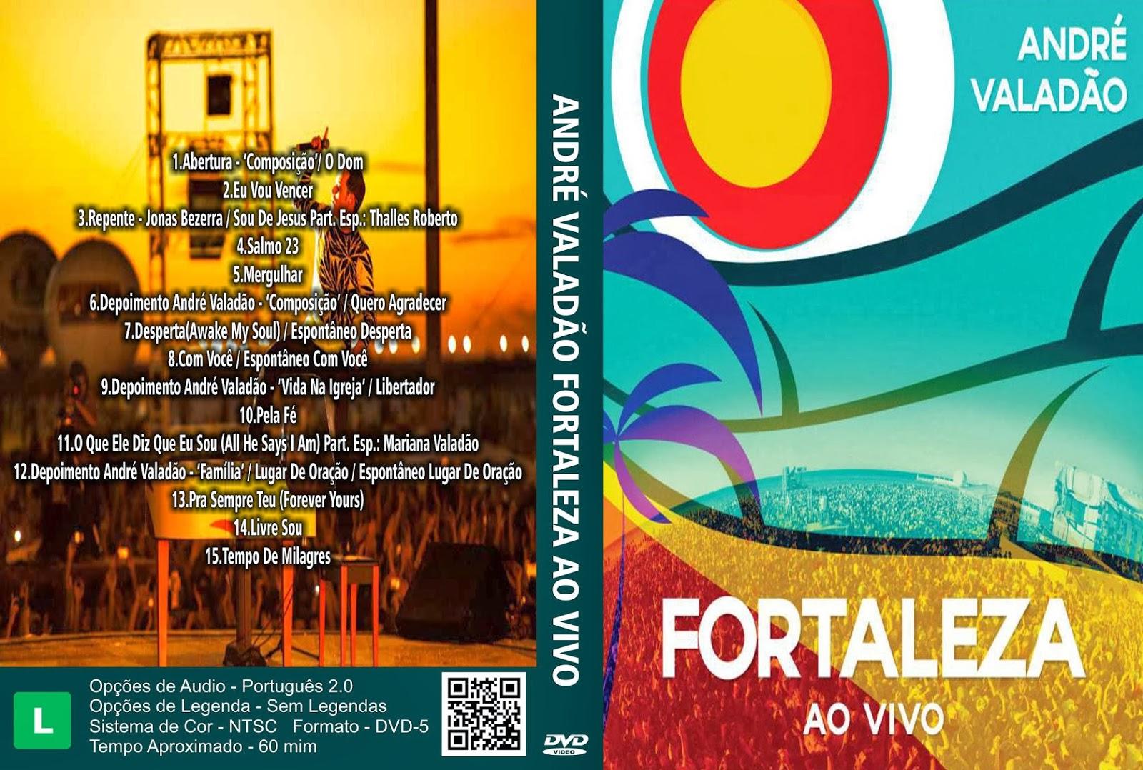 André Valadão Fortaleza Ao Vivo DVDRip XviD 2013 ANDRE VALAD C3 83O   FORTALEZA AO VIVO DVD