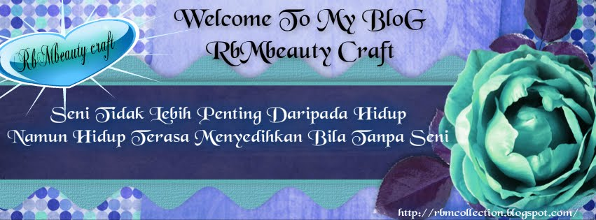 RbMbeauty Craft..