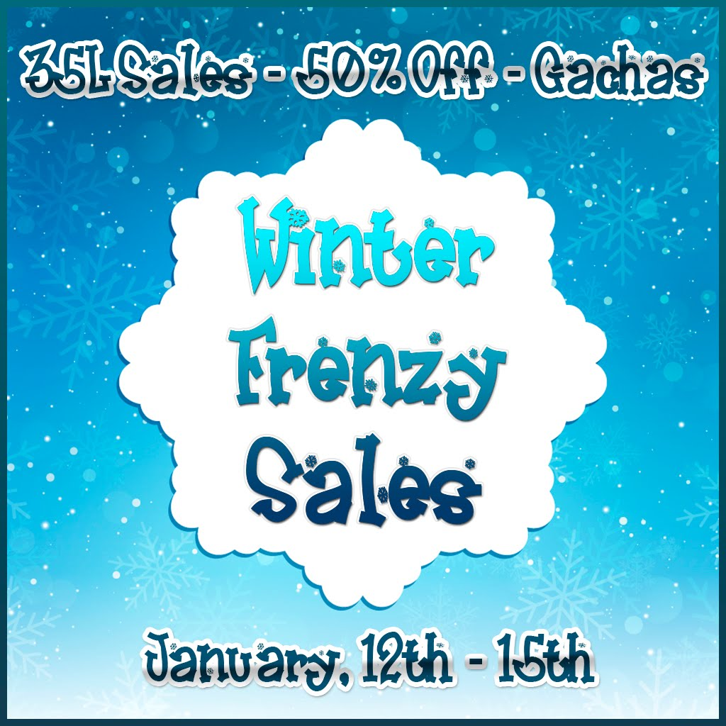 Winter Frenzy Sales - 2nd Edition