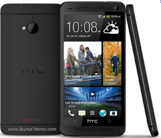 Harga HP HTC One Dual Sim Card