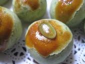 Green Balls Cookies