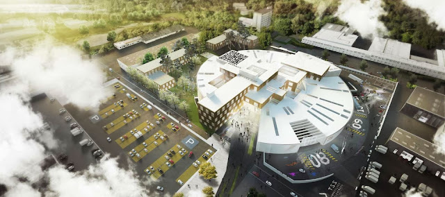 02-Henning-Larsen-Wins-Technical-College-Silkeborg-Competition