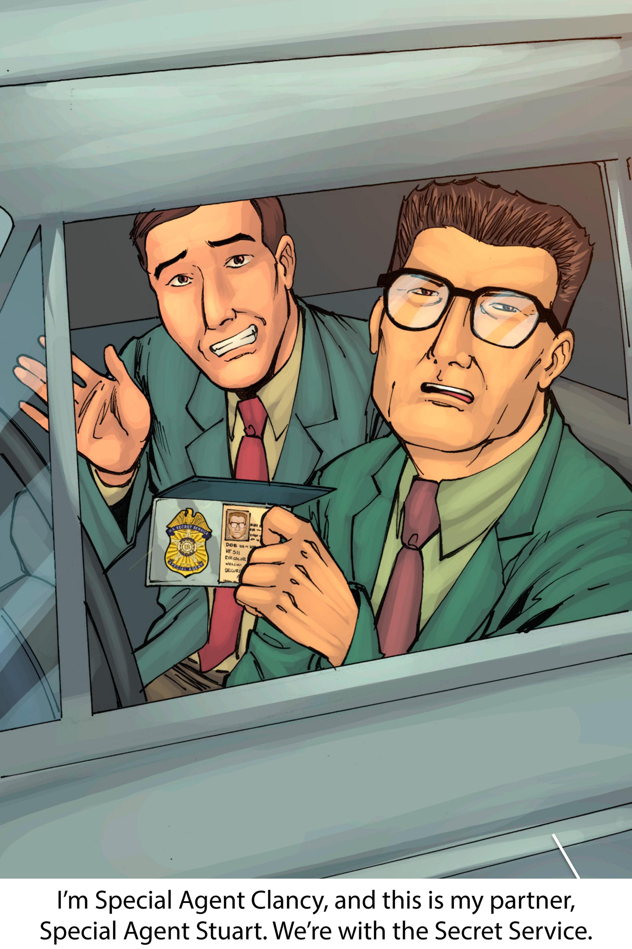 Read online Z-Men comic -  Issue #1 - 120