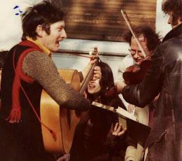 Singen im Freundeskreis