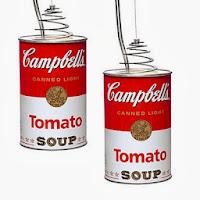 Campbells Lamp