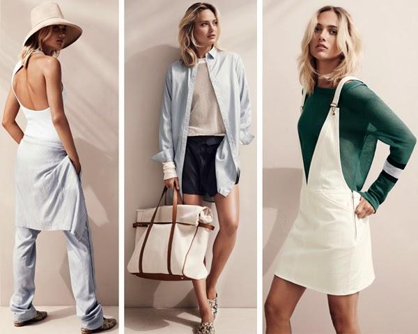 H&M Studio primavera verano 2015 moda mujer tendencias