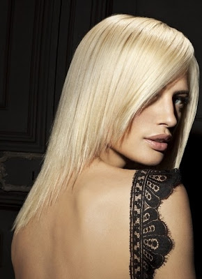 Fall 2011 Long Layered Hairstyle Trends-by Franck Provost