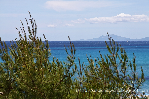 Views from the Vardiola at Skala, Kefalonia
