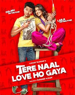 Tere Naal Love Ho Gaya -(comedia)