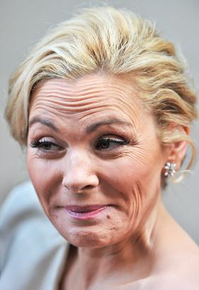list of celebs: List of Celebs Then and Now: Kim Cattrall Kim Cattrall Now