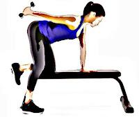 ejercicios para tonificar brazos