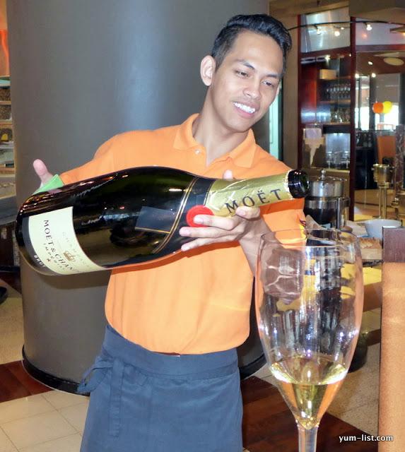 Prego, Bubbalicious Brunch, The Westin Kuala Lumpur