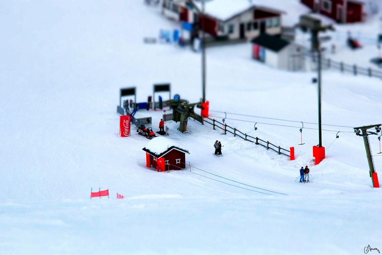28. Ski Resort