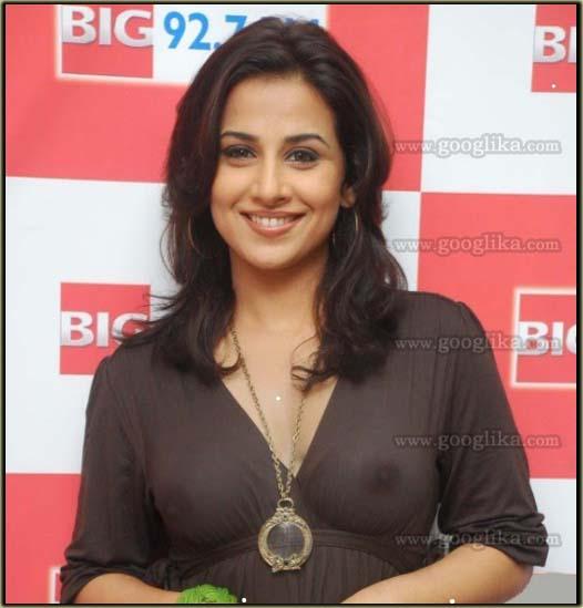 Hot Vidya Balan Nude