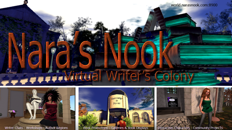 Nara's Nook Virtual Writer's Colony
