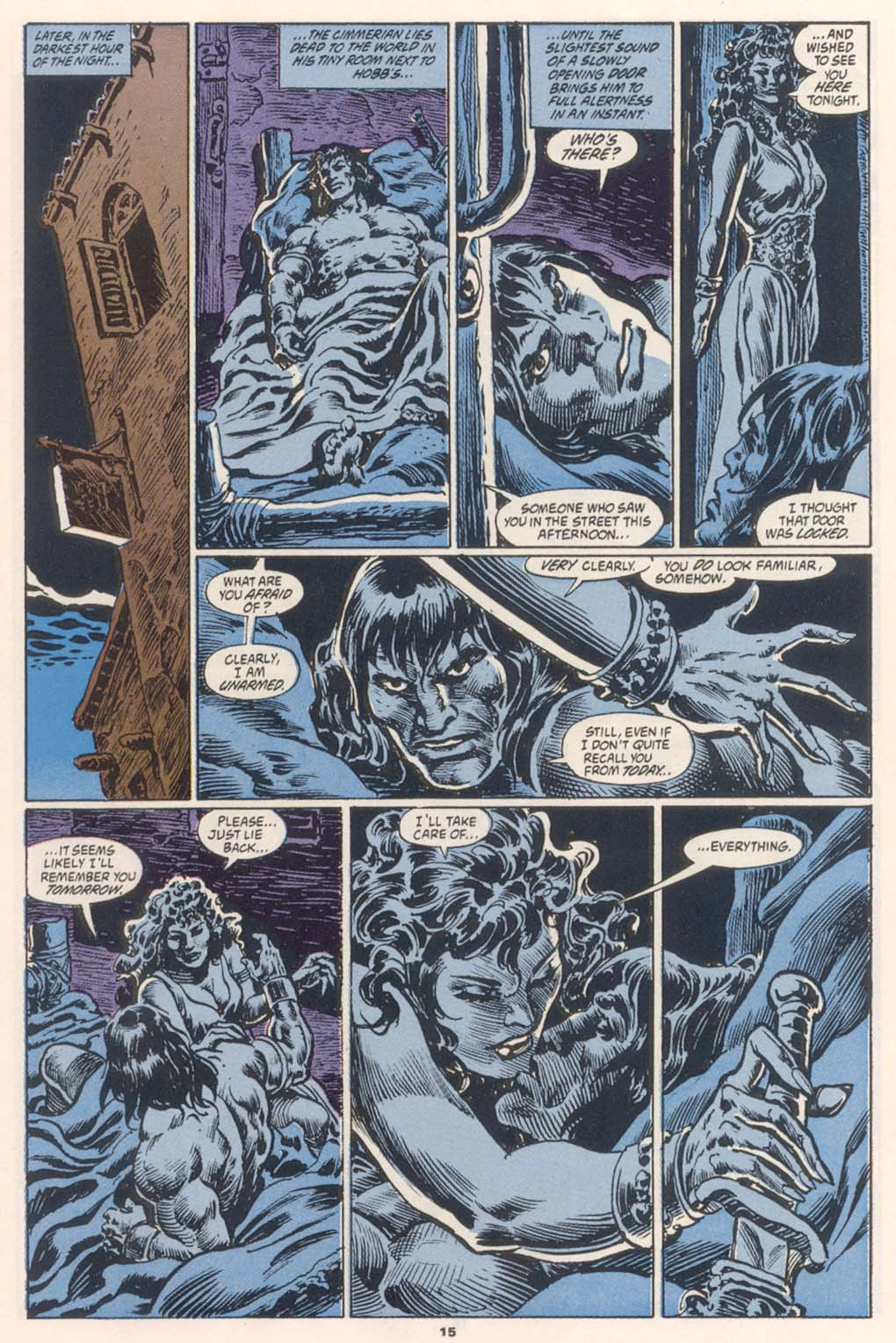 Conan the Barbarian (1970) Issue #252 #264 - English 13