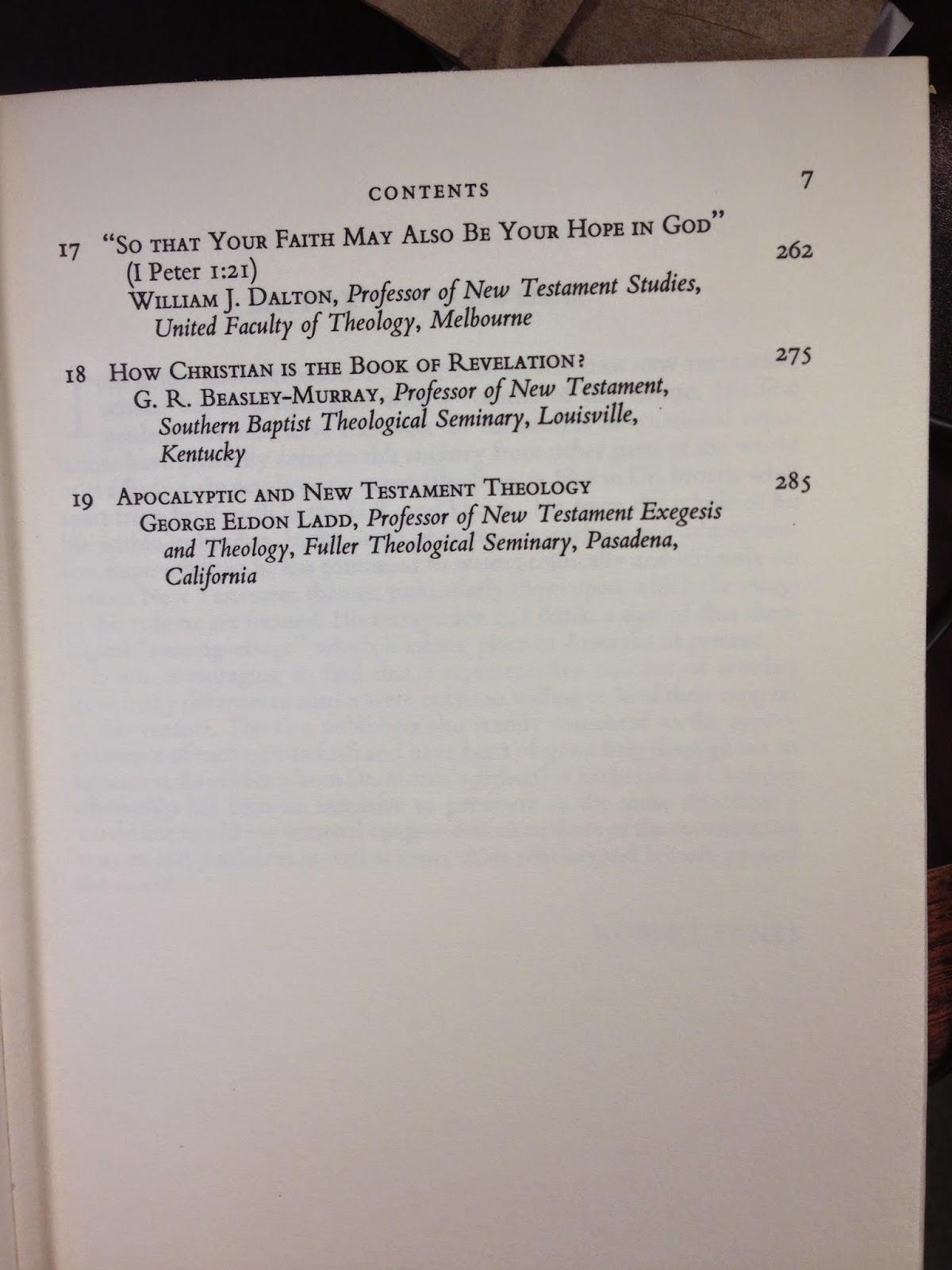 bultmann essays philosophical and theological