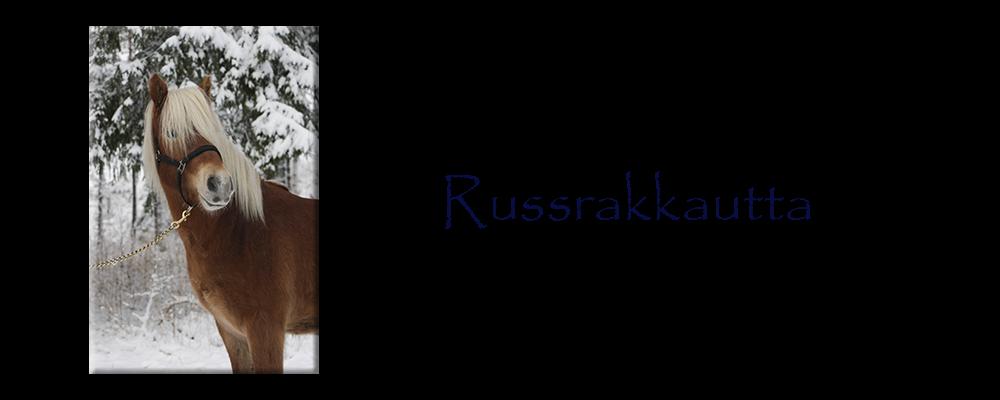 Russrakkautta