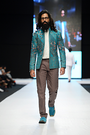 Arsalan and Yahseer , Fashion Pakistan Week 5