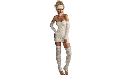 Disfraces de momia para Halloween