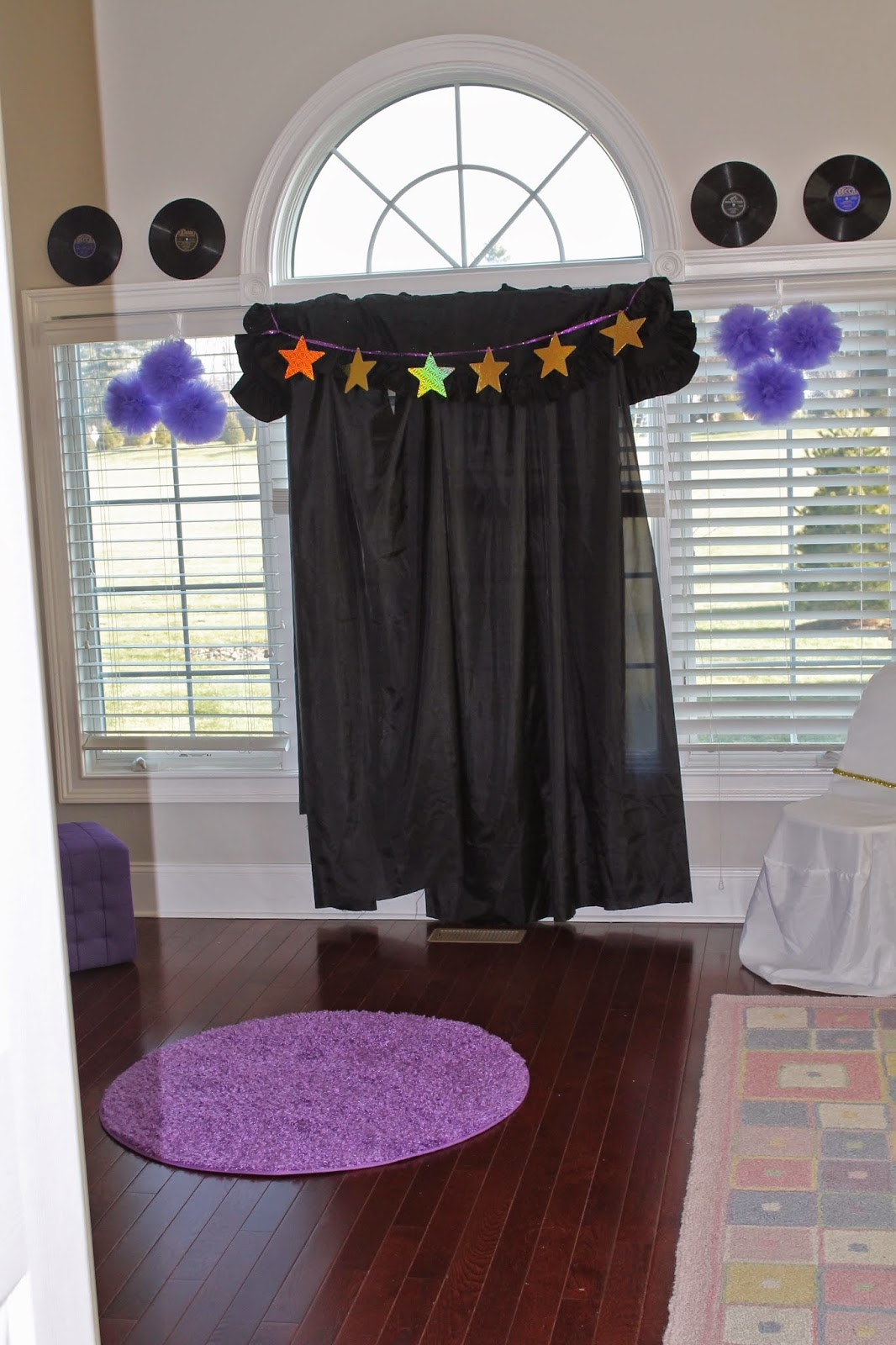 Pretti mini blog 20 ways to create an amazing pop star party for Decor yo pops