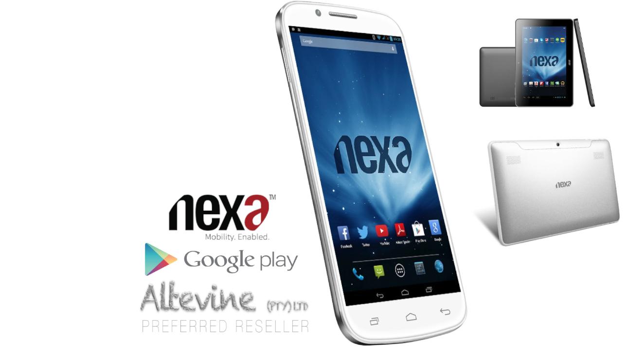 Nexa Phones Amp Tablets