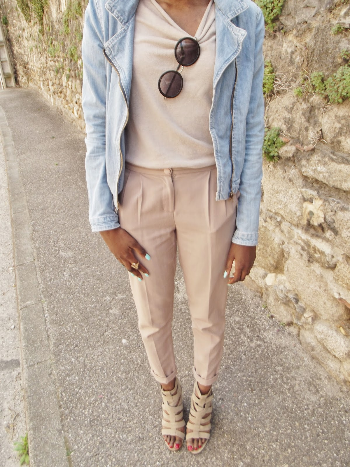 Tendance look pastel by GoodMorningPretty