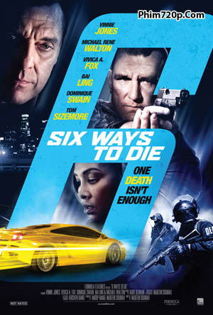 6 Ways To Die 2015 poster