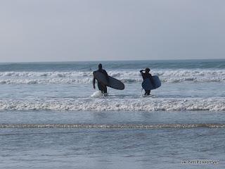 Op naar de golven