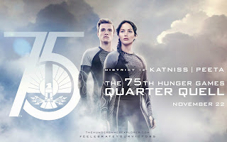 The Hunger Games 2013 Katniss and Peeta HD Wallpaper